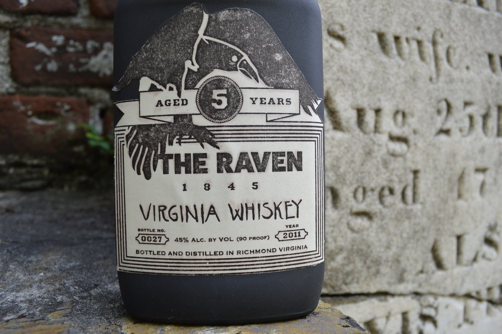 Grave Spirits: Virginia Whiskey
