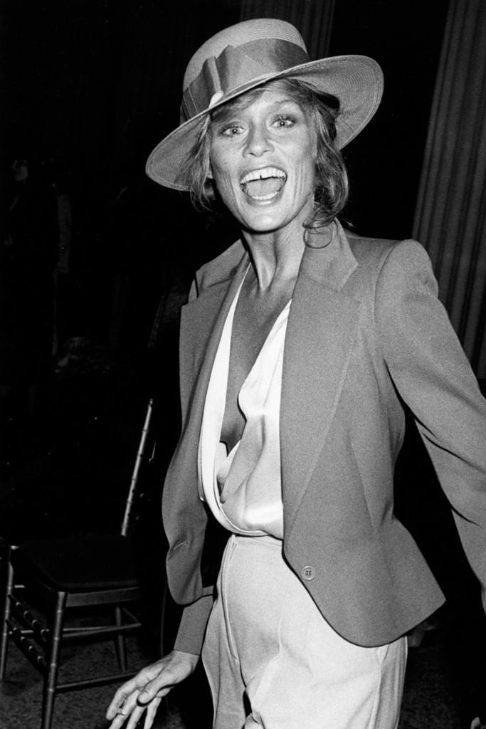 Lauren Hutton by Ron Galella, 1979