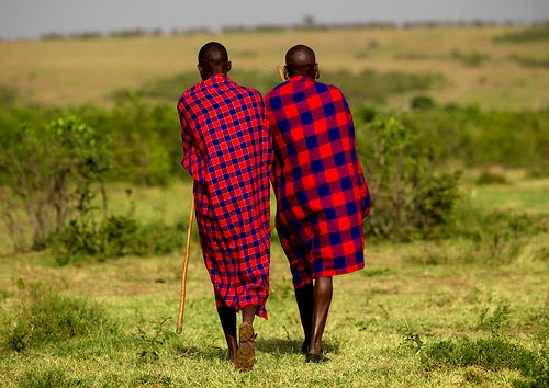 "<u><http://www.presenceofafrica.com/shuka-blankets/"">via</a></u> Presence of Africa"