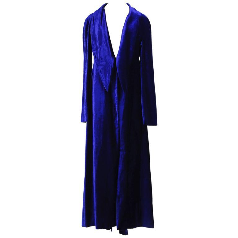 Krizia Velvet Coat.jpg