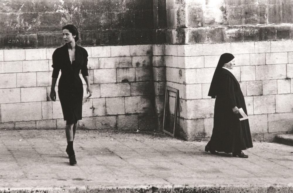 Ferdinando Scianna, Marpessa and the Sister, via  Your Own Guide
