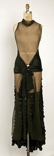 House of Vionnet 1929-1930  via  The Metropolitan Museum of Art
