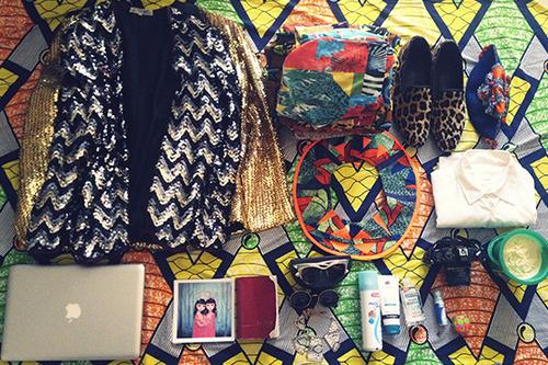 Sequins! Leopard print! Colors!