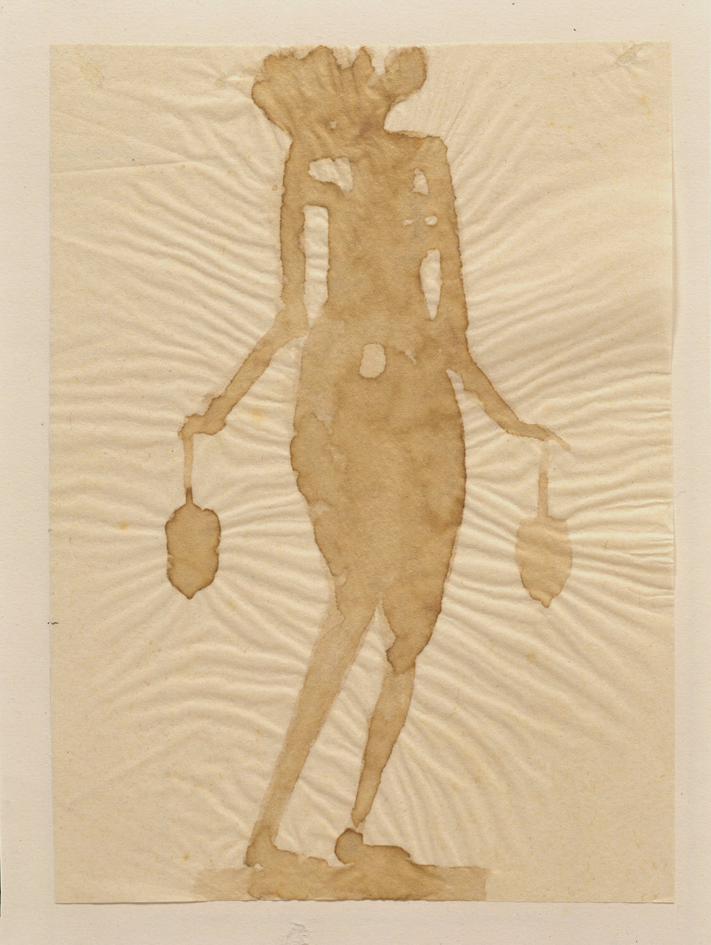 Joseph Beuys, Flower Nymph, 1956