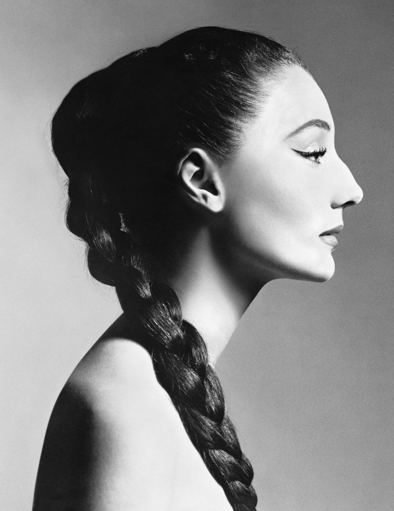 Jacqueline de Ribes by Richard Avedon