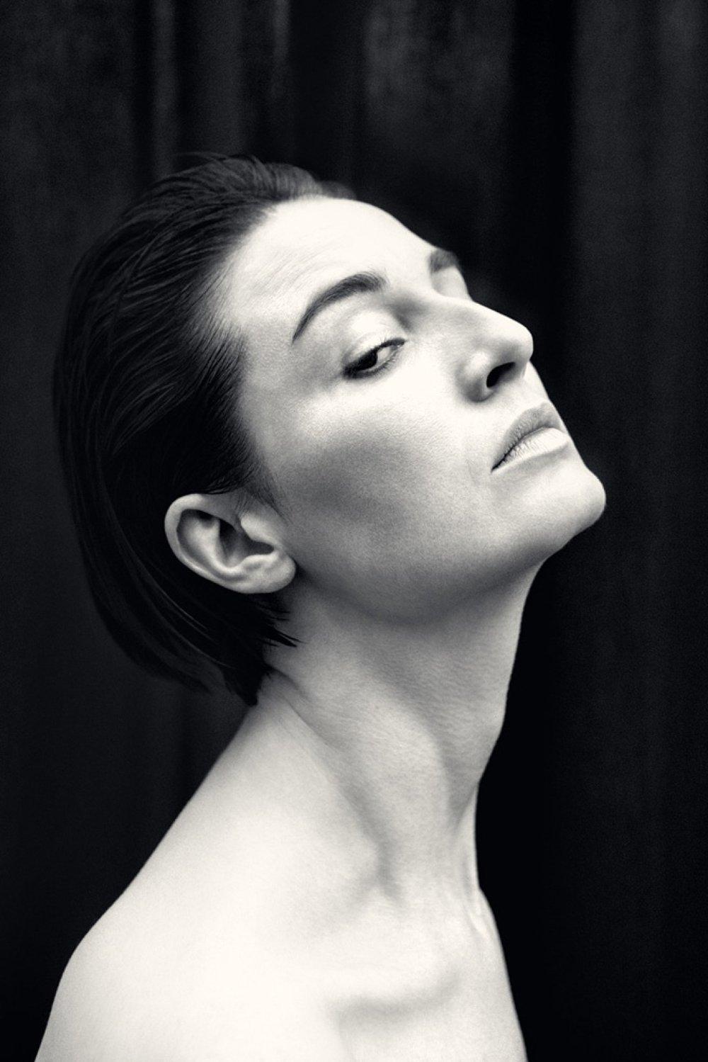 Erin O'Connor by Francesco Carrozzini