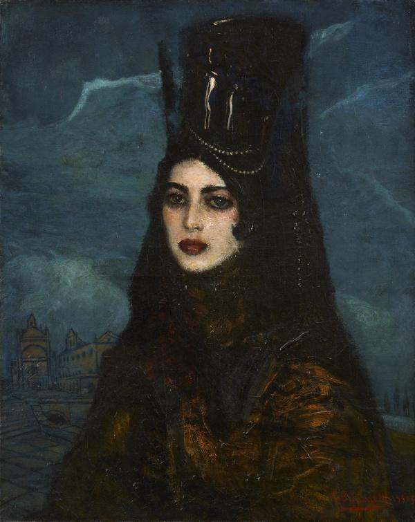 La Novia del Legionario, 1923