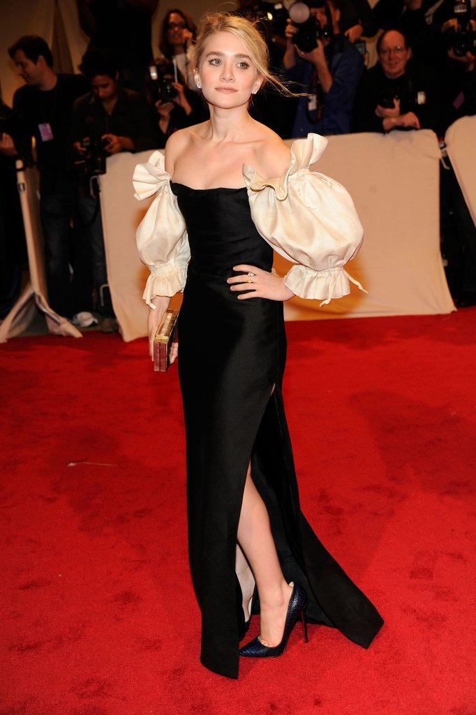 2011- Ashley in vintage Christian Dior
