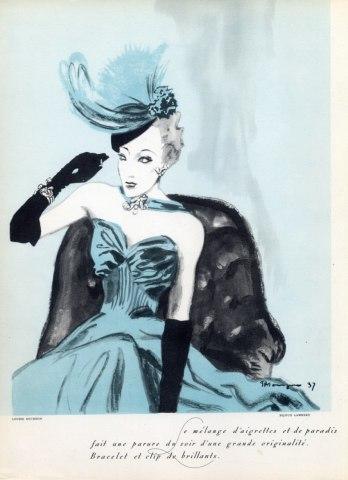 Lambert & Louise Bourbon, 1937