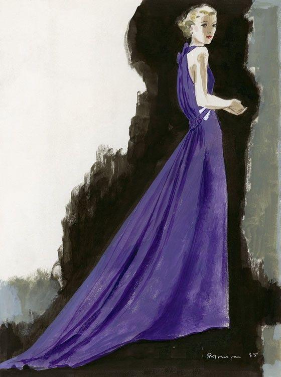 Lucien Lelong, 1934