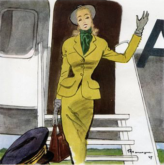 H. Moreau & Cie textiles, 1948