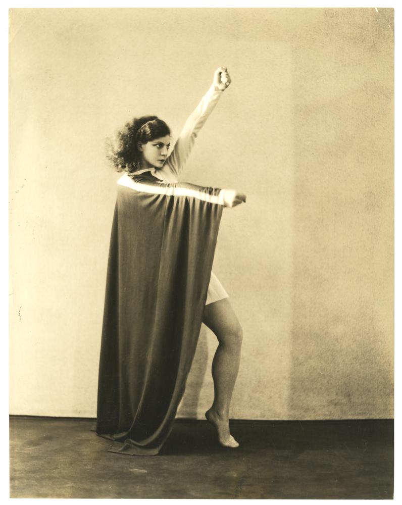 Helen Tamiris by Soichi Sunami, 1920