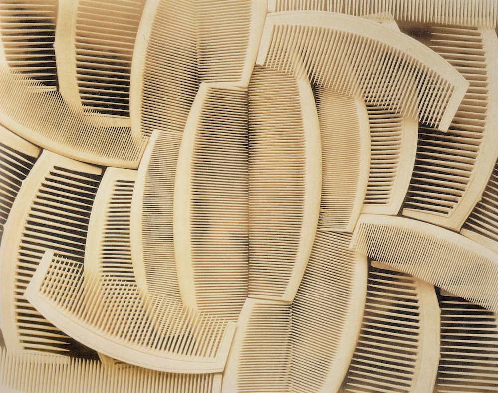 Japanese Combs, 1930