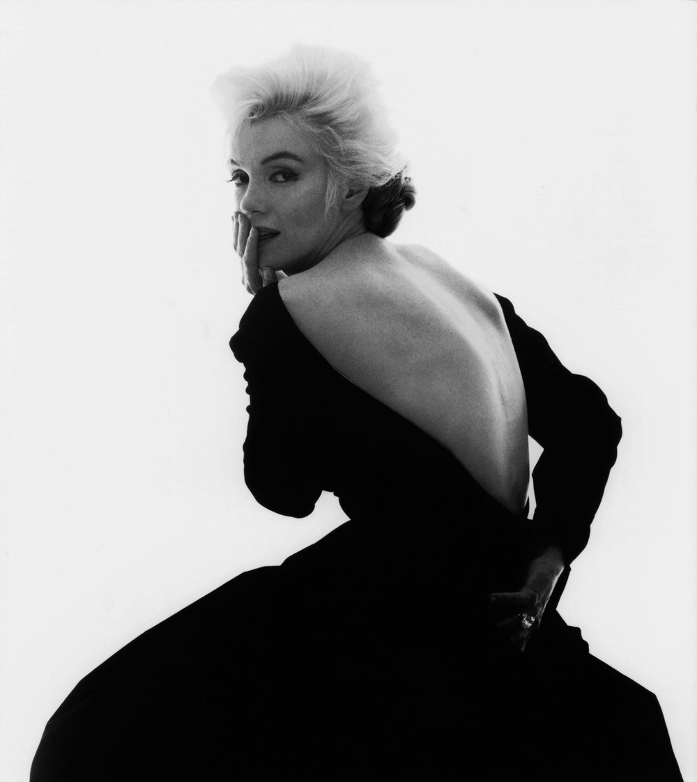 Marilyn Monroe by Bert Stern, 1962