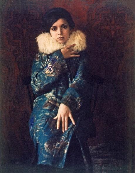 Ellen , Boston |1965 © Estate of Marie Cosindas, courtesy of Bruce Silverstein Gallery, NY