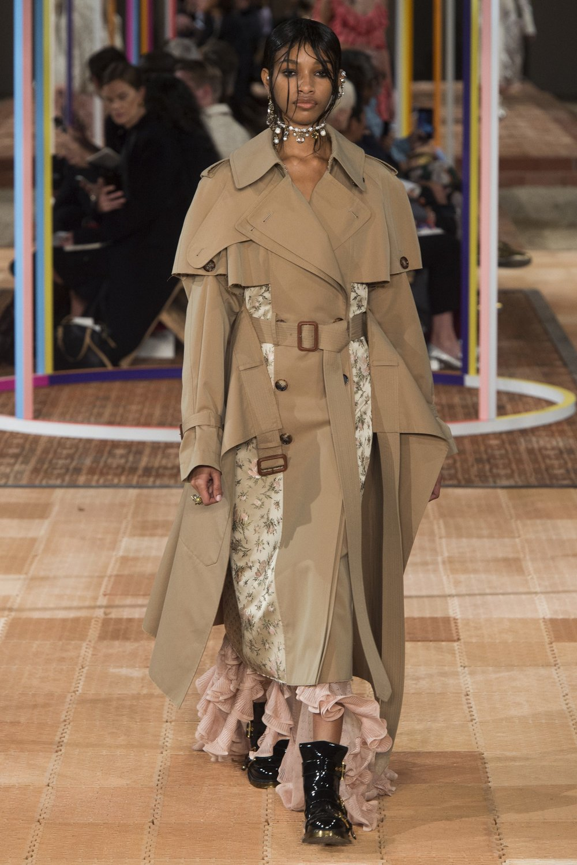 Alexander McQueen | Kim Weston Arnold/Indigital.tv via Vogue