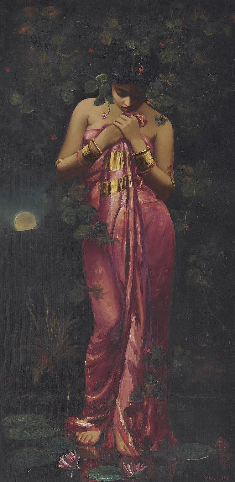 Hemendranath Mazumdar, Untitled