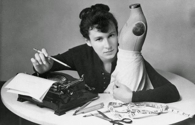 Elizabeth Hawes in 1942, courtesy Getty