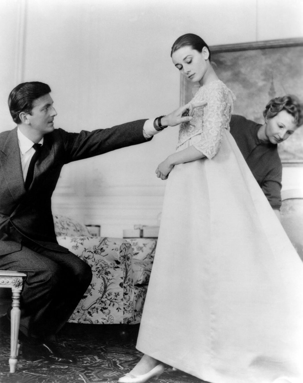 The Timeless Philosophy Of Hubert De Givenchy One Who Dresses