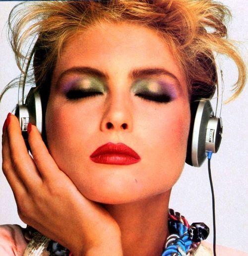 A cosmetics ad ca. 1980