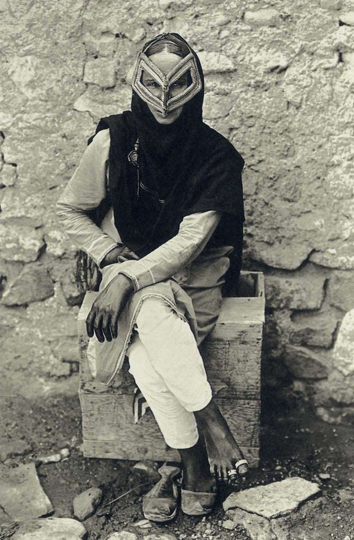 Frederick Simpich, Woman of Oman, circa 1919