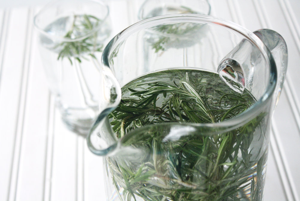 rosemary-water