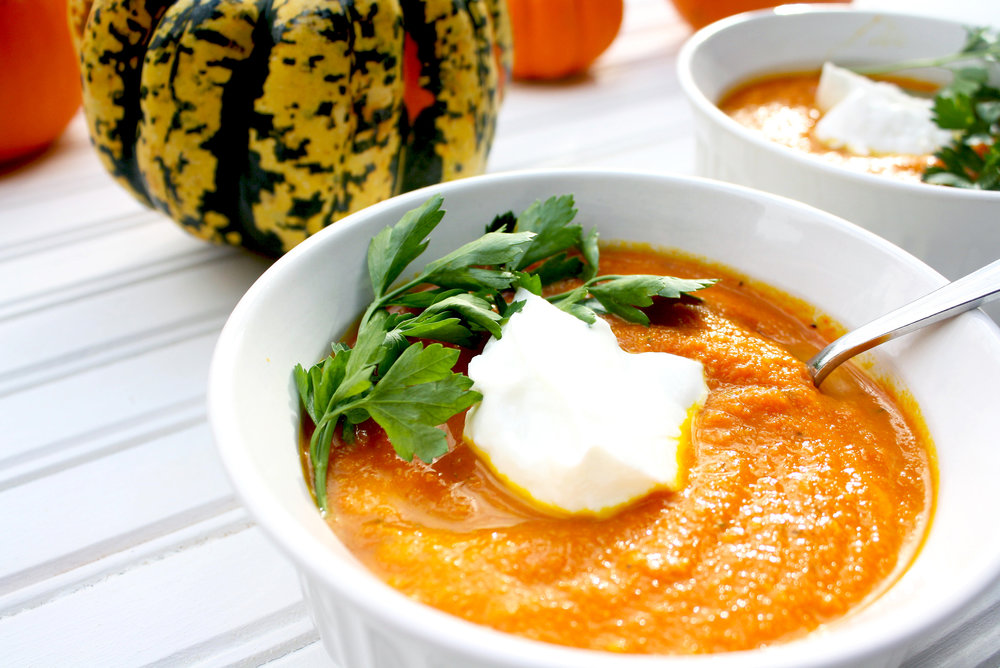 low-fodmap-anti-bloat-anti-inflammatory-healing-carrot-tumeric-ginger-soup