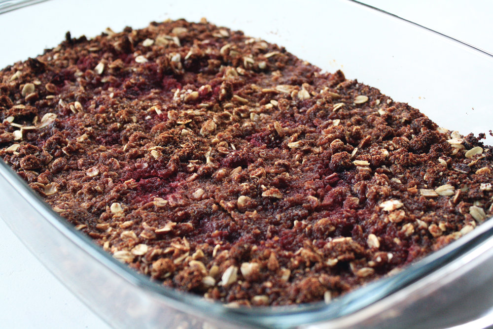 berry-protein-bake
