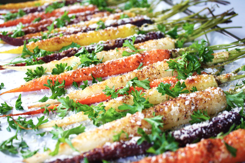 roasted-maple-parmesan-carrots