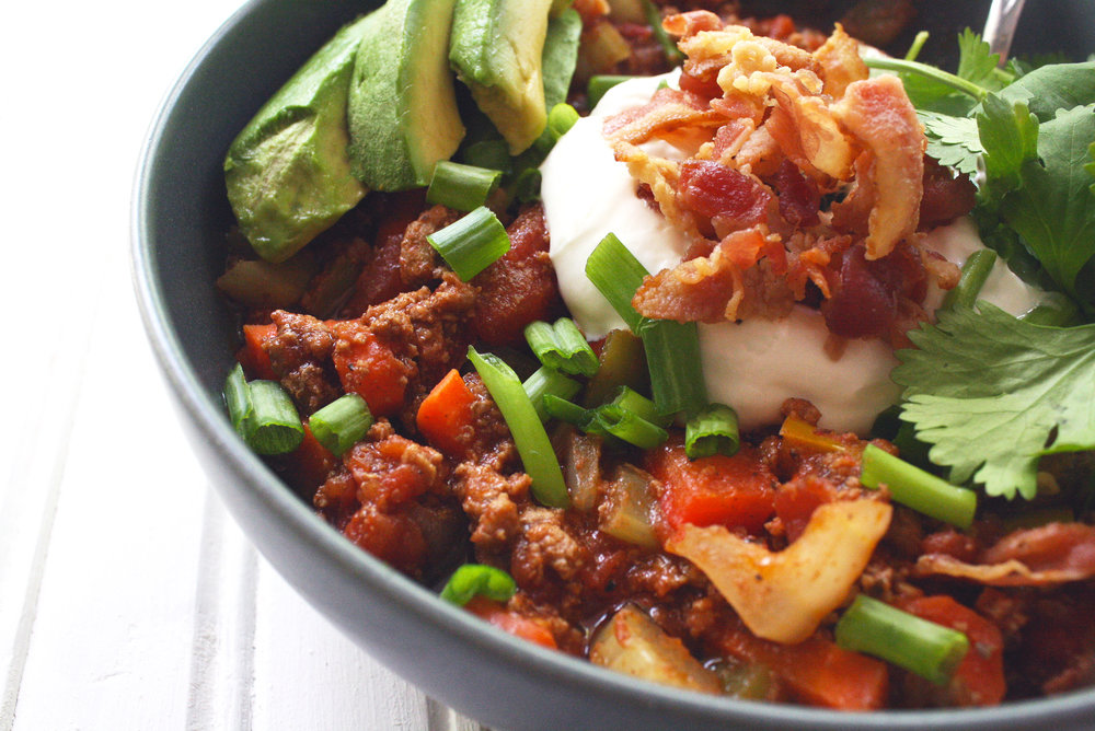 sweet-and-spicy-bacon-and-turkey-chili
