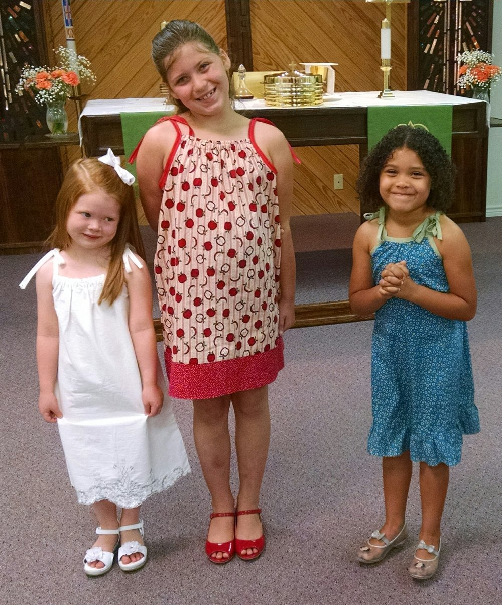 Pillowcase dresses in the sanctuary.jpg