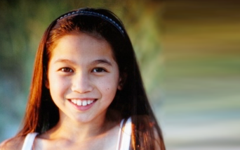 Rebecca Age: 12 Favorite Activity: Golf I believe kindness can make the world a better place.