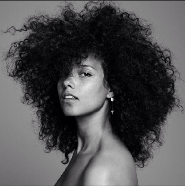 Alicia Keys, HERE