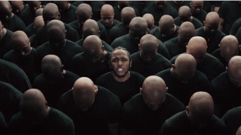 HUMBLE. By Kendrick Lamar