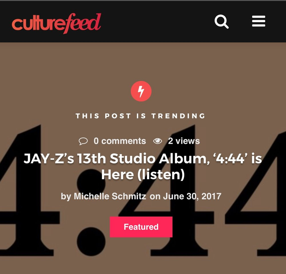 CultureFeed.co