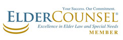 Elder Counsel logo Crandall Law Best Estate Planning Idaho, Washington, California
