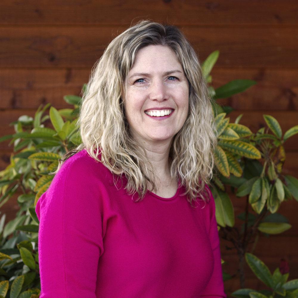 Keileen Selby- Funding Coordinator