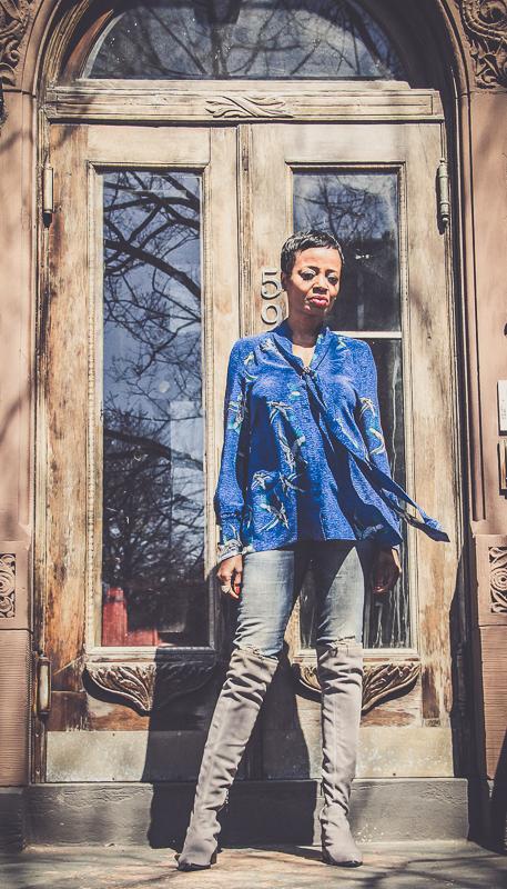 Sonya Shields for IndigoStyle Vintage