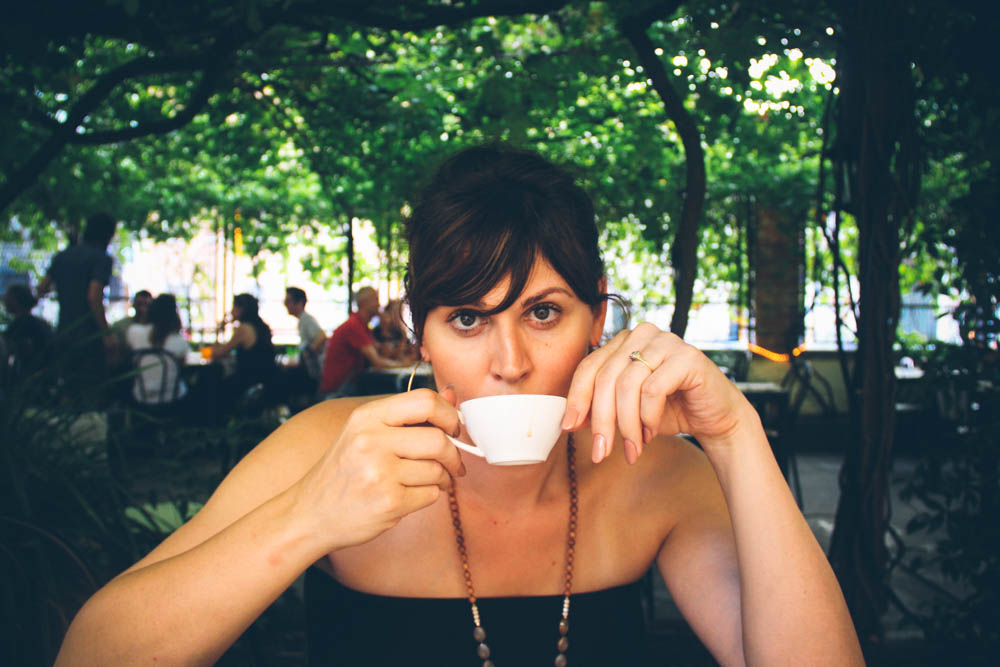 Lauren in Venice