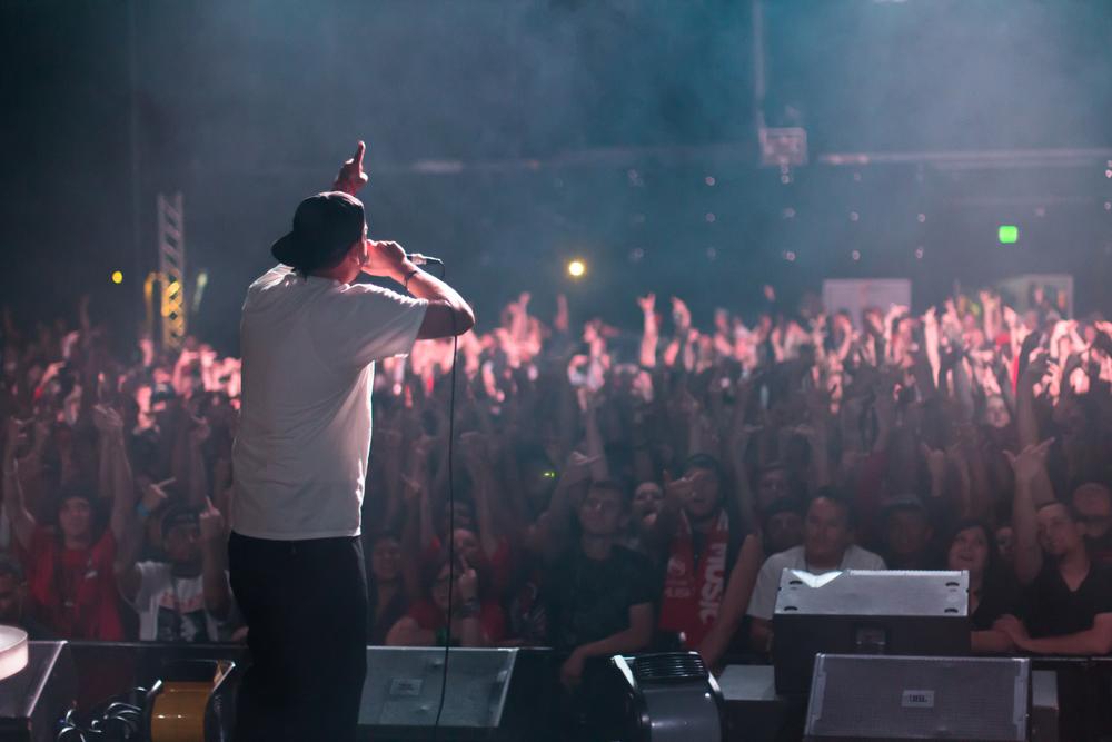 Live at The Complex w/ Tech N9NE 10.28.15