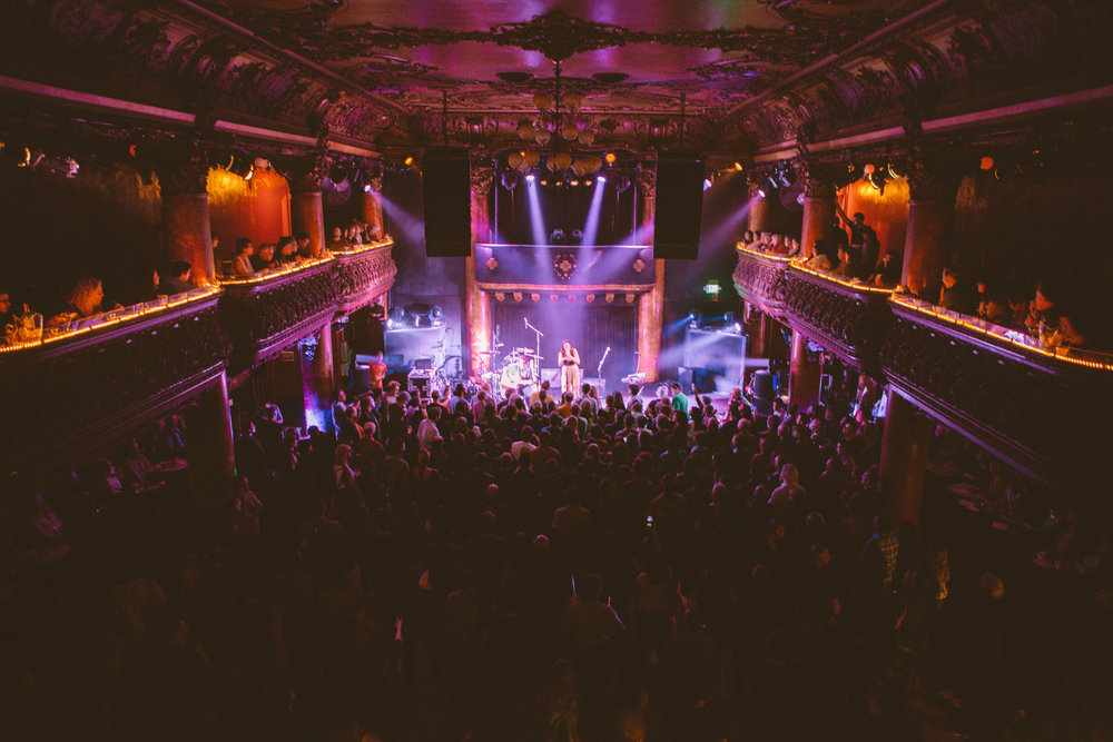 by Clay Westcott @ Great American Music Hall