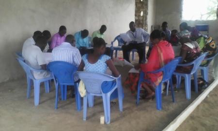 School in Kenya