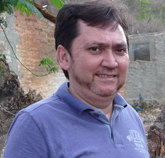 Pastor Júlio César Almeida, Founding Pastor, Ebenezer Baptist Church, Garanhuns, Brazil