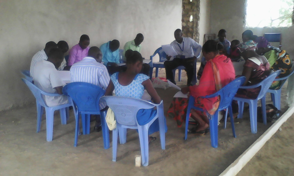 A Missio Global School of Ministry in Kenya