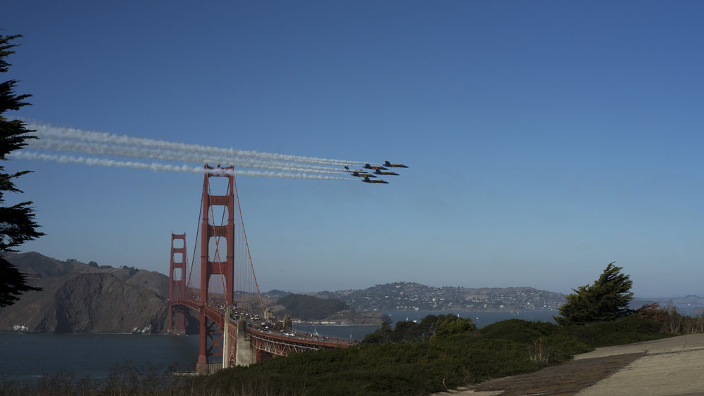 Blue Angels, San Francisco, CA, 2017