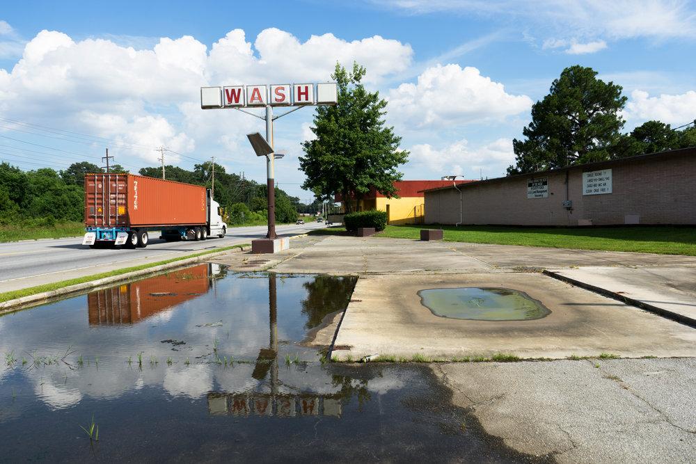 Wash, Pooler, GA, 2014