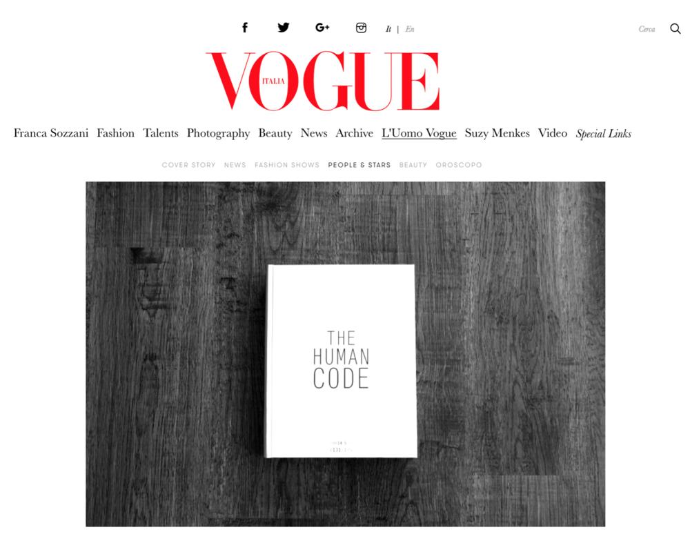 Vogue 31/5/2016