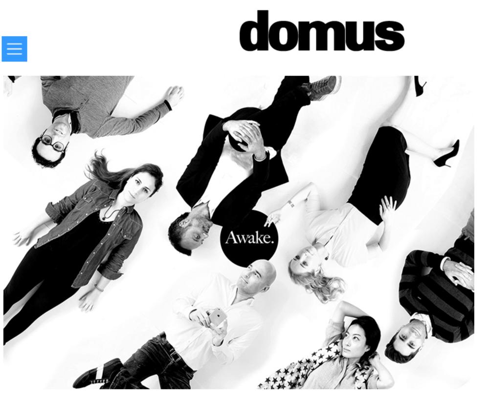 Domus 13/01/2016