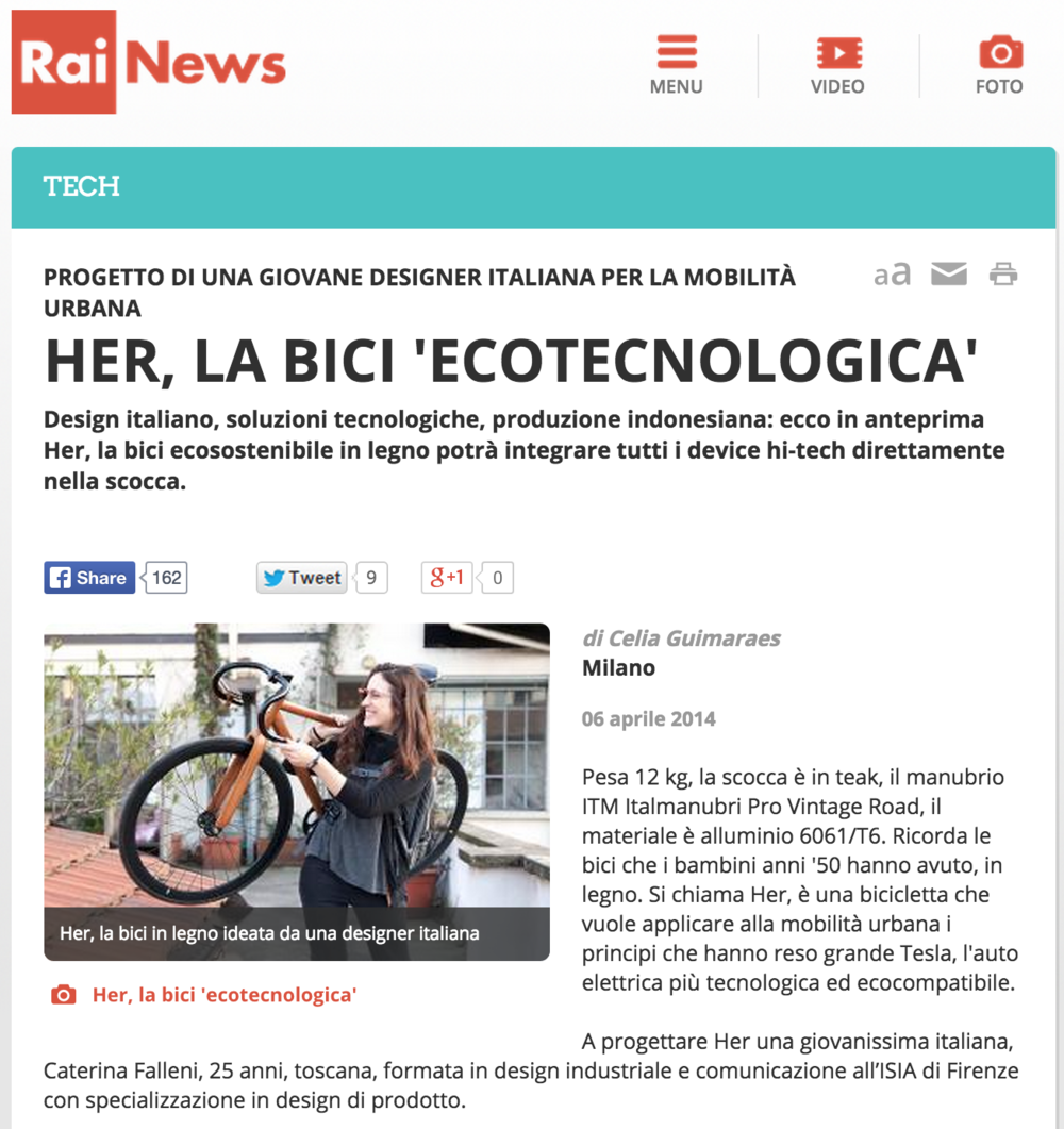 RaiNews 4/6/2014