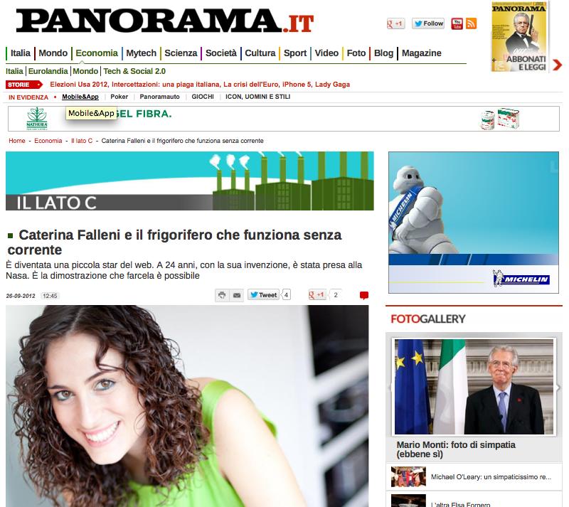 Panorama 9/26/2012